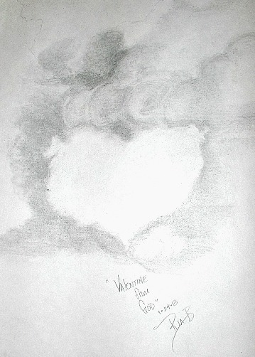 A Valentine From God - The Sketch
