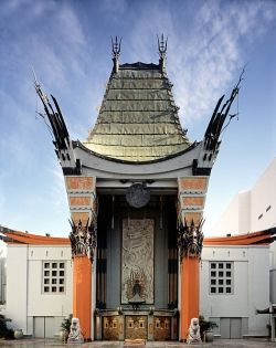 Grauman's Chinese Theater is a unique place to visit in Los Angeles.