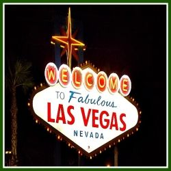 The Las Vegas Welcome Sign - Image: M Burgess