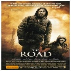 The Road Movie Poster (27 x 40) Amazon - $16.95
