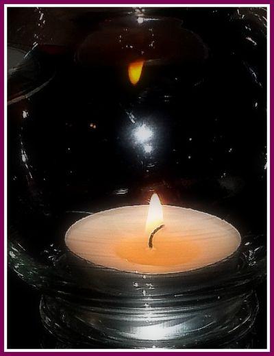 Then - Mood Lighting: Candle Flames