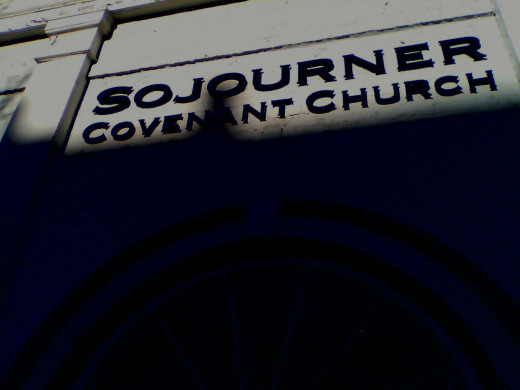 Sojoourner Covenet Church in Evanston