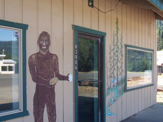 JavaBob's Bigfoot Deli has been closed since 2006.
