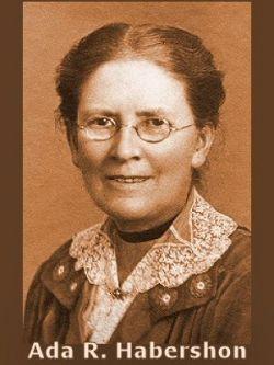 Ada Ruth Habershon