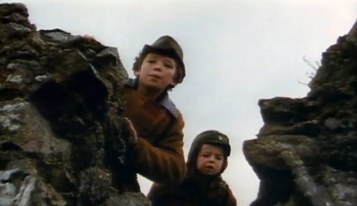 Ossie and Tito - These boys shone like stars in this movie, and truly captured my heart.
