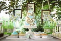 Best Wedding Dessert Table Ideas