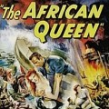 The African Queen - Starring Katherine Hepburn and Humphrey Bogart