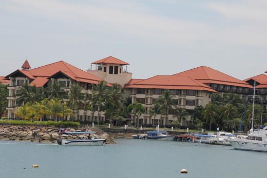 Kota Kinabalu Accommodation: The Magellan Sutera Resort