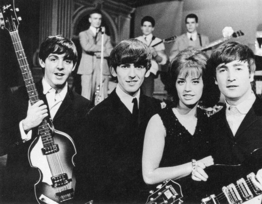 John, Paul, George and Rita.