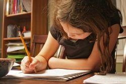 Daily homework routine