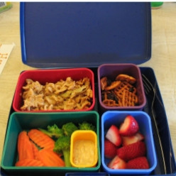 The Bento Lunchbox Is Amazing!