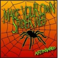 Make your own spider web
