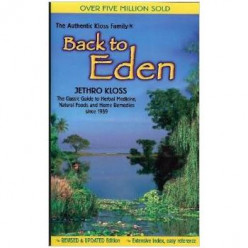 Back to Eden Book Review
