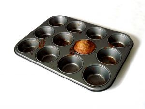 This yummy muffin recipe went fast!