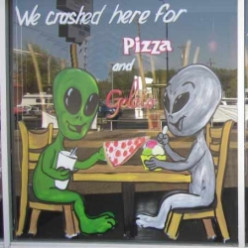 I Went to the Roswell UFO Festival