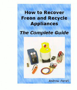 Freon recovery guide