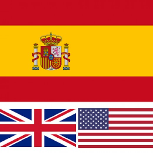 Surprising differences between Spain and England