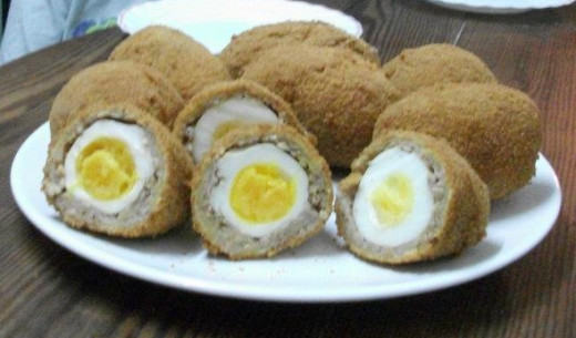 homemade scotch eggs by Peterb6001