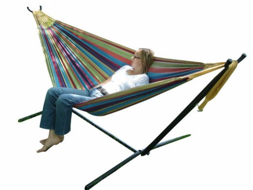 Best selling hammock on a stand