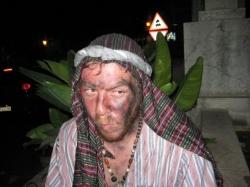peterb6001 dressed as a moor
