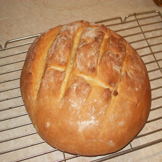 peterb6001's Paul Hollywood perfect bread recipe