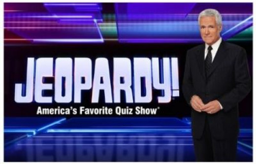 Jeopardy - America's Quiz Show - Alex Trebek 11x17 Poster Available on Amazon