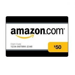 Click on Amazon Gift Card to buy.
