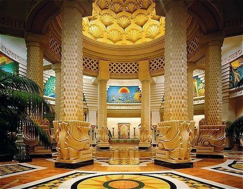 Lobby of Royal Towers