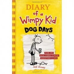 Diary of a Wimpy Kid: Dog Days Book