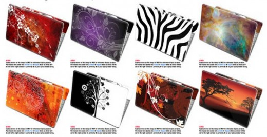 Skins for Dell Inspiron 14z