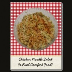 Delicious Crowd Pleasing Chicken Noodle Salad Recipe