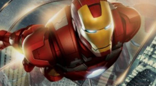 Avengers: Iron Man Print