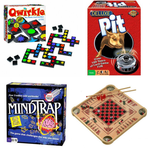 Board Games on Amazon