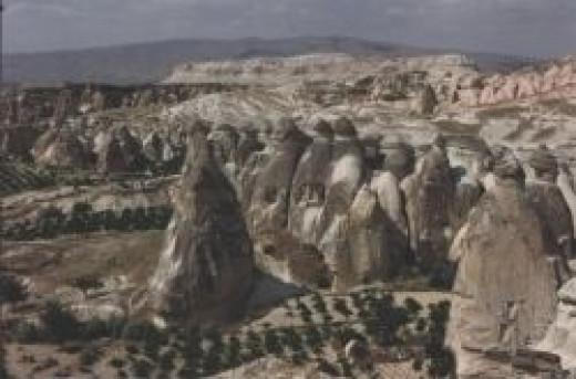 Info about cappadocia
