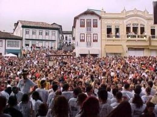 Carnaval Diamantina