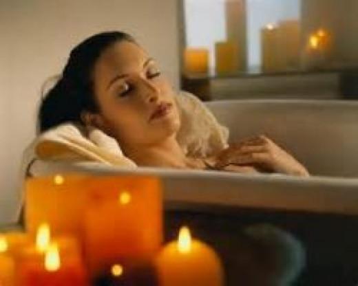 Hot baths for hidradenitis suppurativa