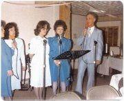 The Tuller Family singing Family of God