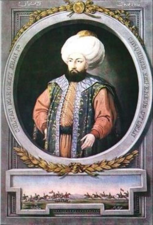 Sultan Mehmet I
