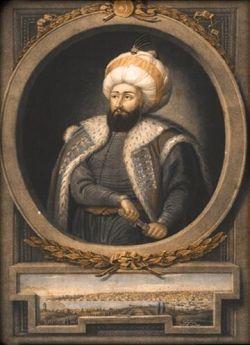 Fatih Mehmet ii Ottoman empire Sultan