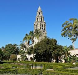 Balboa Park Tower San Diego