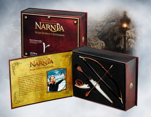 Master Replicas Chronicles of Narnia The Lion The Witch & The Wardrobe