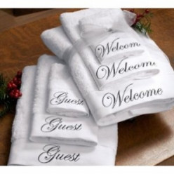 Luxurious Egyptian & Other Bath Towel Sets