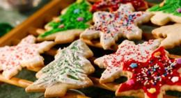 Martha White's Cooking Corner Baking Christmas Cookies