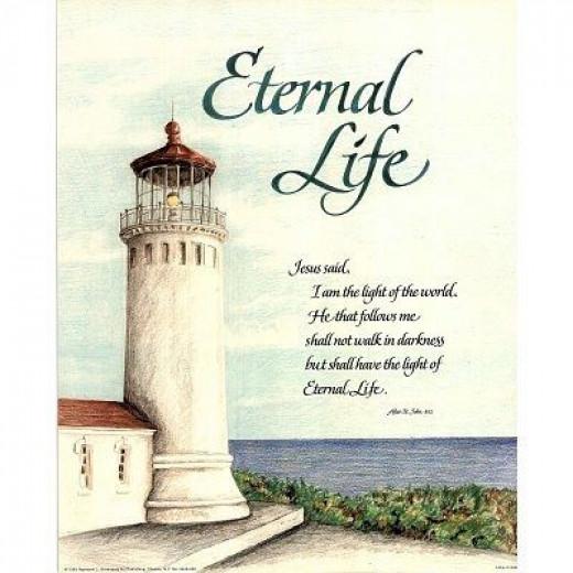 Buy Eternal Life in Jesus at Amazon here