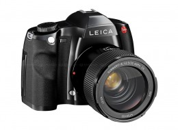 Extremely impressive Leica S2 37 Megapixel Digital SLR Camera
