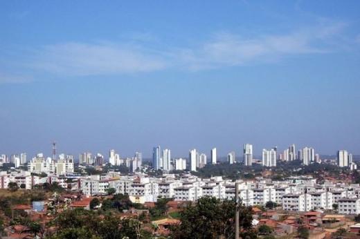 Cuiaba - Capital of Mato Grosso State