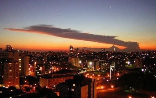 Curitiba - Capital of Parana State