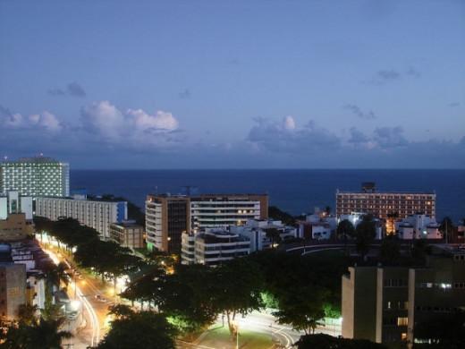 Salvador - Capital of Bahia State