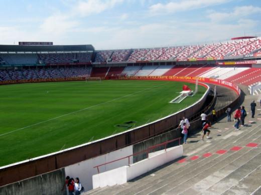 Stadium Beira Rio - Porto AlegreCapacity: 62,000