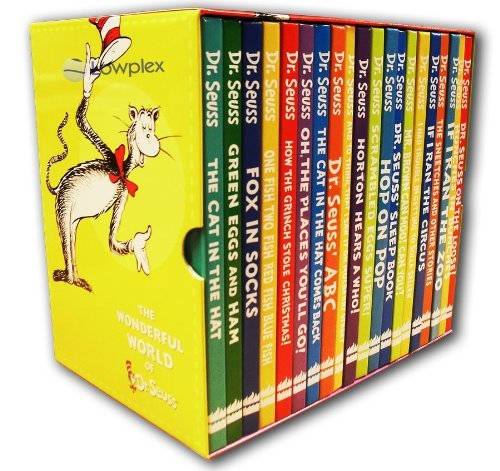 Buy here on Amazon: Dr Seuss Collection 20 Books Set Pack